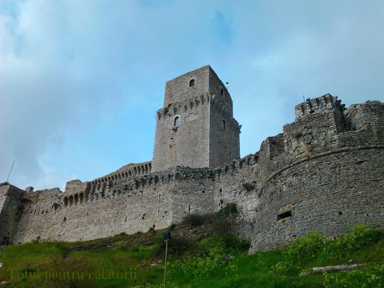 Assisi_Rocca Maggiore_2